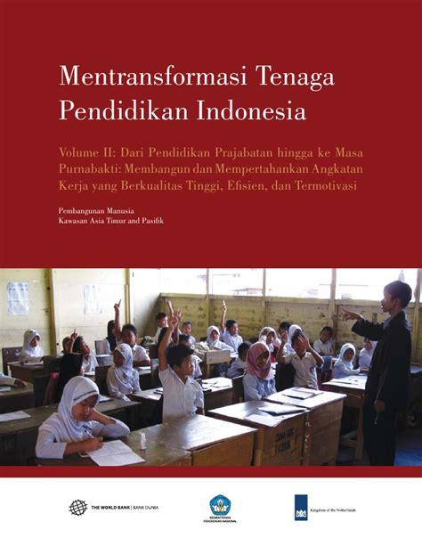 The Geology Of Indonesia Volume 1 Dan 2 Atlas mentransformasi tenaga pendidikan indonesia vol 2