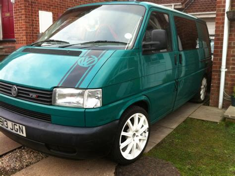 T4 Matt Lackieren by 2nd T4 And This Ones Green And White Vw T4 Forum Vw