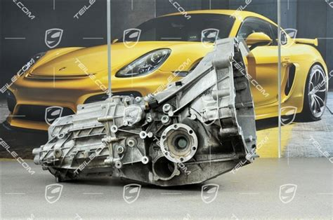 Porsche Boxster Teile by Teile Schaltgetriebe 6 G87 21 Boxster S