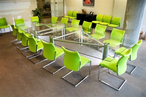 Boardroom Chairs For Sale Design Ideas Experience The Glorified Elegance Of Glass Conference Tables Because Office Also Need To Be