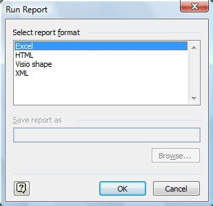 book report network creating network reports microsoft office visio 2007