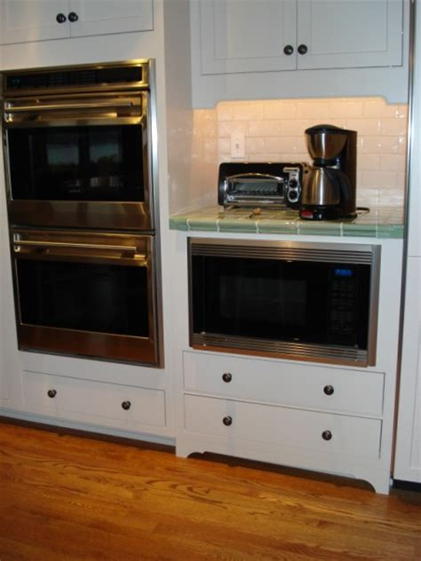 cabinet stacked microwave and oven index tinarobinsondesign