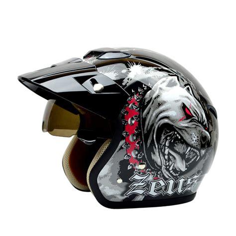 alibaba zeus new arrival fashion halley zeus motorcycle helmet vintage