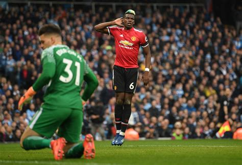 paul pogba hair gary neville paul pogba needed those goals v man city more than ever