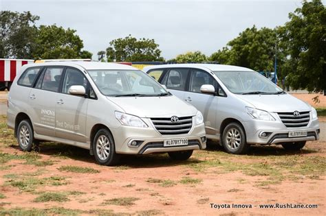 On Road Price Toyota Innova 2016 Toyota Innova On Road Price Not To Exceed Inr 22 Lakhs