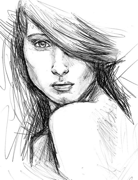 Sketches With Pen by Ballpoint Pen By Zhourules On Deviantart