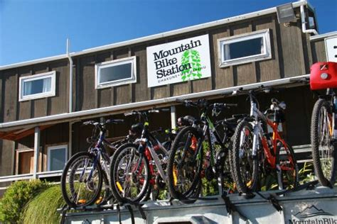 The Bike Station by Photo0 Jpg Picture Of Mountain Bike Station Ohakune