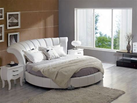 round bedroom round beds for a more luxurious look of the bedroom