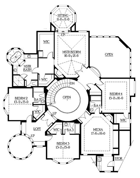 Victorian Floor Plan 301 moved permanently
