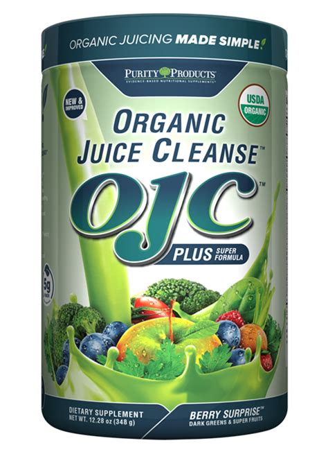 Juice Plus Detox Reviews certified organic juice cleanse ojc plus berry greens