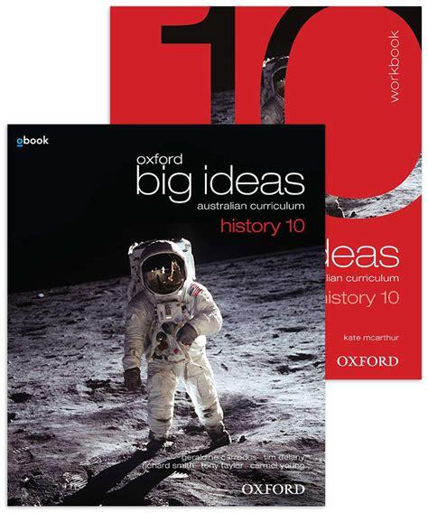 history book year 10 oxford big ideas history australian curriculum year 10