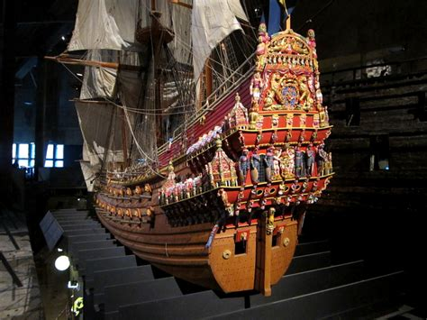gustav vasa ship legacy of the swedish warship vasa