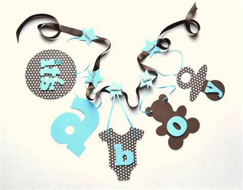 Blue And Brown Polka Dot Baby Shower Decorations by 13 Best Etsy Images On Anniversary Ideas Baby