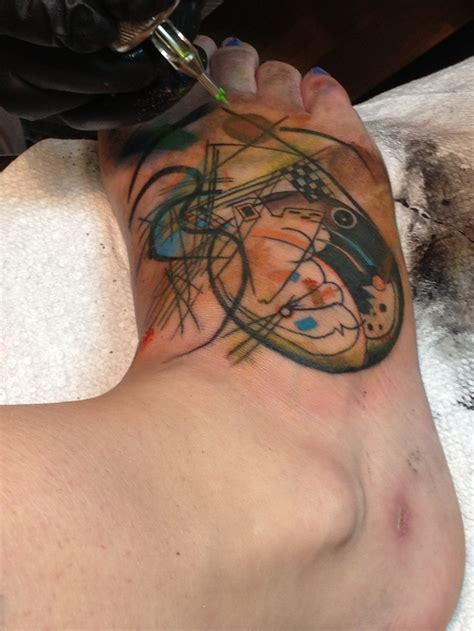 kandinsky tattoo 97 best images about tattoos on