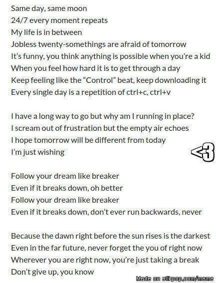 bts tomorrow lyrics bts s tomorrow bangtan boys bts pinterest