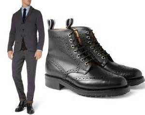 suit boots stylish boots for the office the monsieur