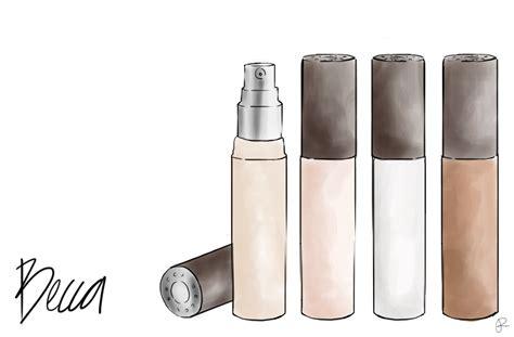 Becca Skin Perfektor 1 watercolor kisses becca shimmering skin perfector review
