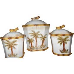 Decorative Kitchen Canister Sets Charming Glass Canister Sets On Furniture With Vintage