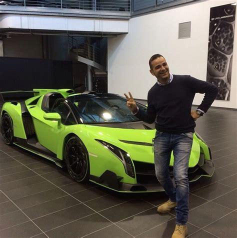 What Car Company Owns Lamborghini One Now Owns Two Lamborghini Venenos Probably