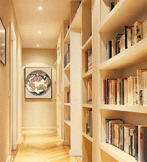 decorar pasillos con estanterias decorar los pasillos con una estanter 237 a biblioteca