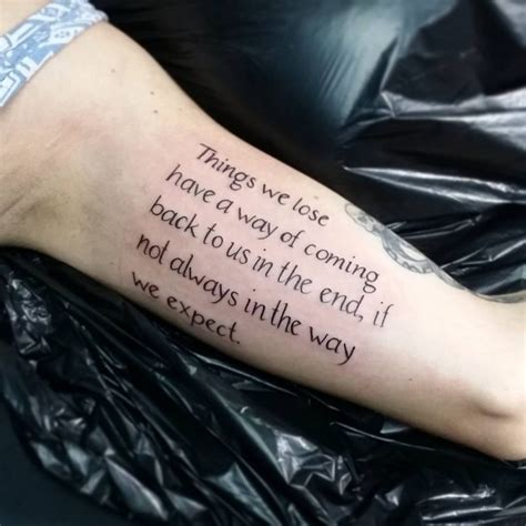 tattoo for inspiration 70 best inspirational tattoo quotes for men women 2018