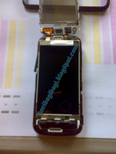 haribagibagi ganti touch screen nokia 5800 xm