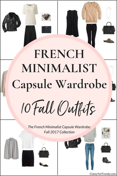 french minimalist wardrobe create a french minimalist capsule wardrobe 10 fall