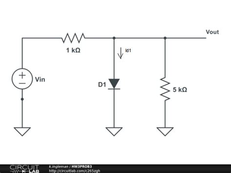 constant voltage drop model diode exle constant voltage drop model diode exle 28 images assume all diodes are identical and vd0 0 7