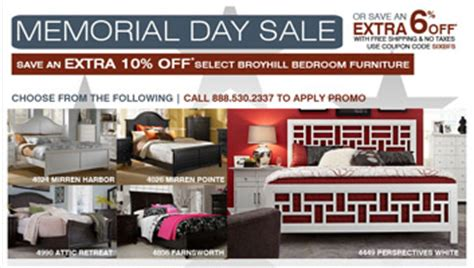 Furniture Memorial Day Sale by Bedroomfurniturespot Helps Customers Rest Easy With