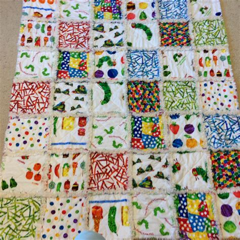 Size Of A Cot Quilt by Custom Listing Ragged Quilt Cot Size Anytime Quilts