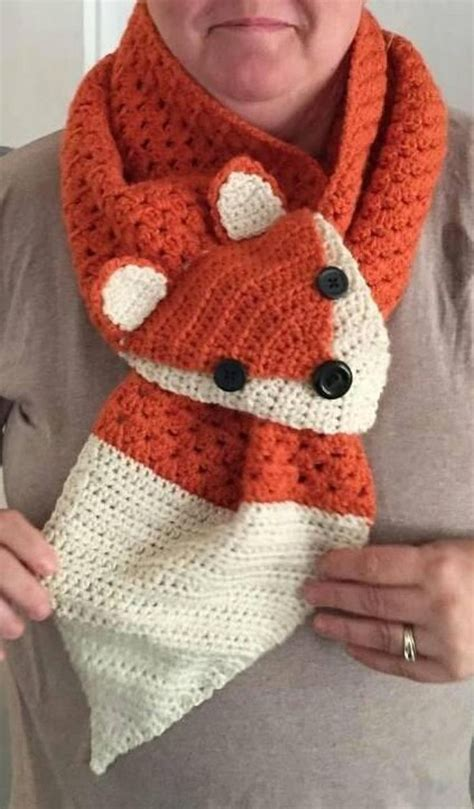 Fox Scarf 25 best ideas about fox scarf on knitting