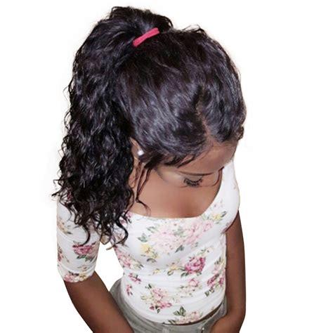brazilian loose wave human hair wigs 130 density human hair wigs lace front human hair wigs for black women 130 density