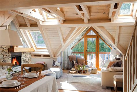 cottage house interior cozy rustic mountain retreat with a contemporary twist idesignarch interior design