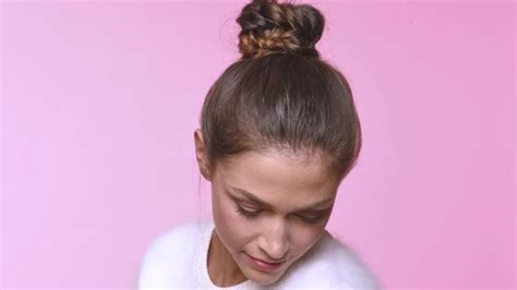 101 hairstyle tutorials makeup and beauty blog watch beauty 101 fishtail top knot hairstyle tutorial