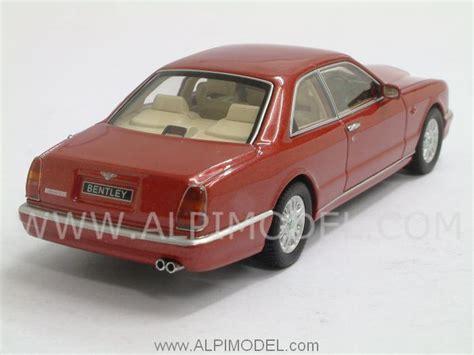 metallic pink bentley minichamps 436139920 bentley continental r 1996 red
