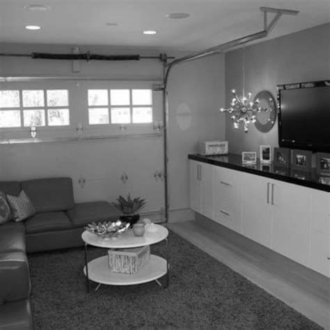 garage living space garage converted to living space for a kids playroom or