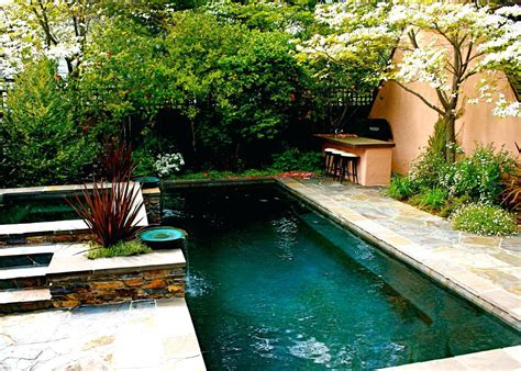 pool sizes for small yards garden normal pool models for