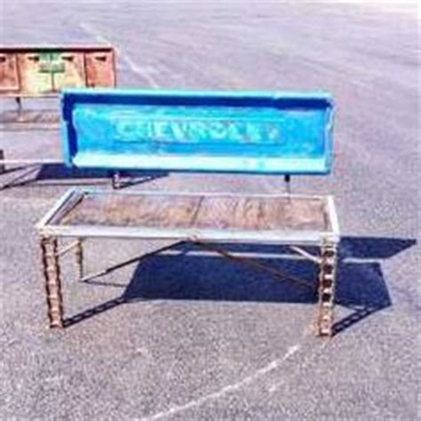 tailgate bench for sale 1000 ideas about truck tailgate bench on pinterest