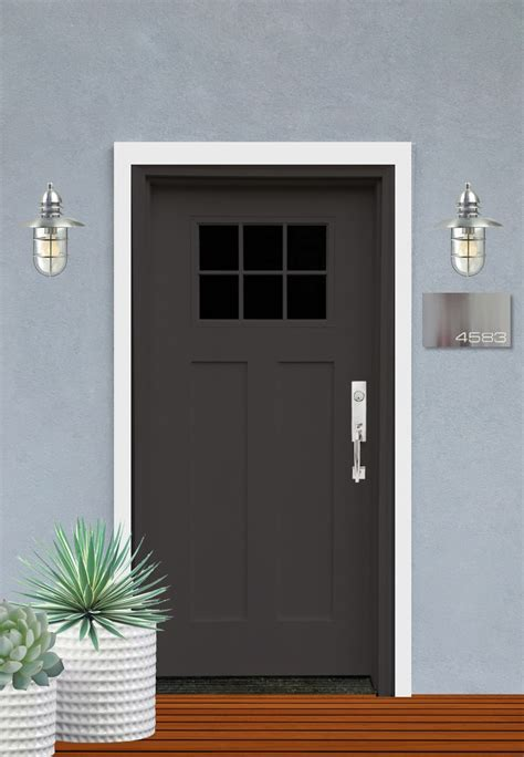 Craftsman Exterior Door Craftsman Door Craftsman Style Entry Door