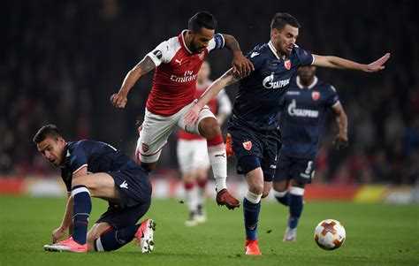 arsenal zvezda arsenal vs red star belgrade 5 things we learned from