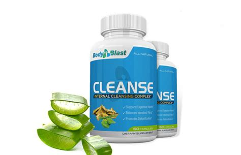 Advanced Detox Solutions Pills Reviews by Blast Cleanse Advanced Detoxify And Lose Weight