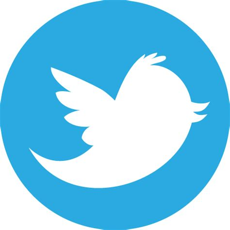 twitter layout png circle twitter icon transparent png stickpng