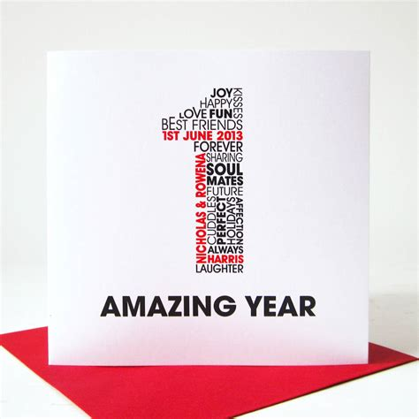 printable anniversary card ideas personalised anniversary card by mrs l cards