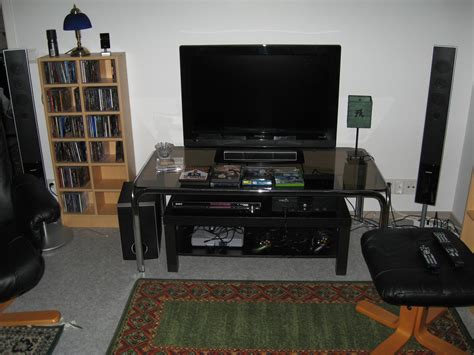 Apartment Gaming Setup Minimalist Apartment College Apartment Decor