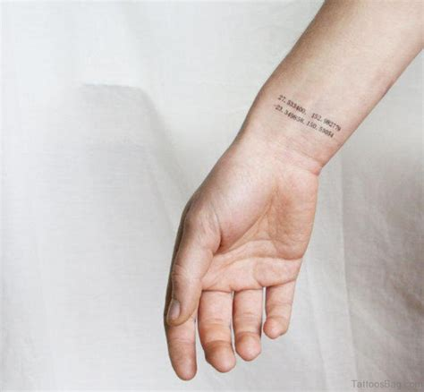 are wrist tattoos safe 18 coordinate tattoos on wrist