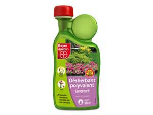 desherbants et d 233 broussaillants bayer jardin
