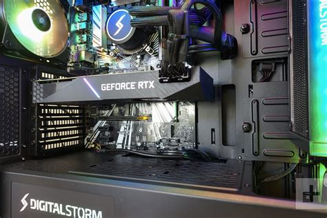 digital storm lynx review  prebuilt gaming pc