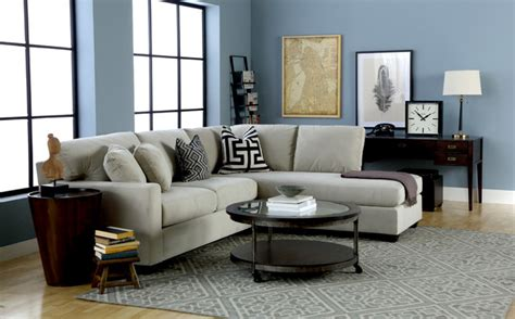 boston interiors sectional milan sectional w daybed shabby chic style living