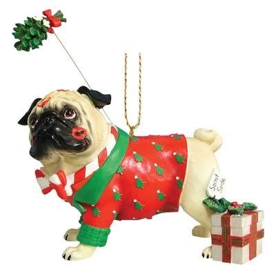 pug ornament 1000 images about decorating on