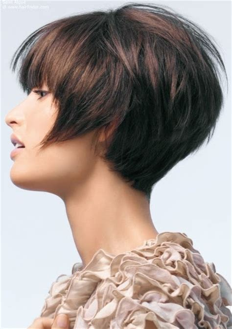hairstyles cut up at the back straight hairstyles for short hair cute haircuts